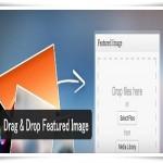 Drag & Drop Featured Imageのインストール方法と使い方【動画解説】
