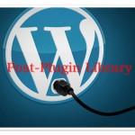 Post-Plugin Libraryのインストール方法と使い方【動画解説】