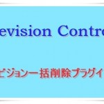 Revision Controlのインストール方法と使い方【画像解説】