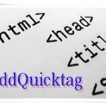 AddQuicktagのインストール方法と使い方【画像解説】