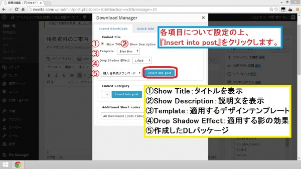 WordPress Download Manager12
