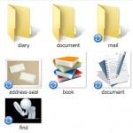 パソコン内のファイル・フォルダの整理整頓の仕方 【 副業者の為の会社で残業しない方法とコツ 】
