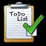 週末や長期休暇時にはTODOリストを机上に置いておく 【 副業者の為の会社で残業しない方法とコツ 】