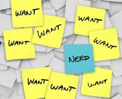 needs-wants