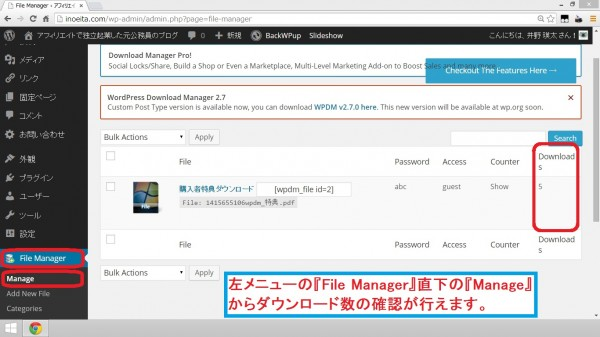 WordPress Download Manager16